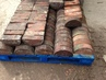 Reclaimed Brick Coping