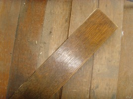 Oak Strip Flooring